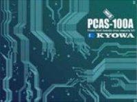 KYOWA nyúlásmérő készlet PCAS-1000A