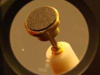 Mérőtapintó kapacitív érintőképernyő-teszteléshez